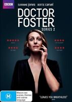 Doctor Foster : Season 2 (DVD, 2-Disc Set) NEW