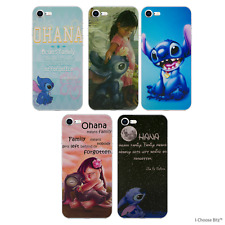 Lilo & Stitch Gel Case/Cover for iPhone 5/5s/SE/6/6s/7/8 Plus Screen Protector