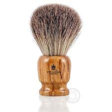 Vie-Long 16745 Negro Brocha de afeitar de tejón