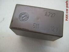 Fiat Relais 511, A727, 12V  breit , grau
