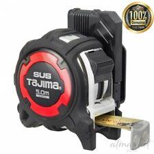 Tajima Hard thickness Sef G stainless lock mug 25 5.0m 25mm width Metric scale