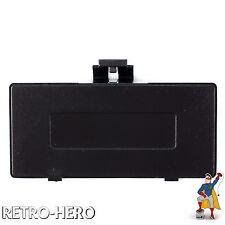 Game Boy Pocket GBP Akku Batterie Deckel Klappe Battery Cover fach - Schwarz