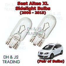 Seat Altea 5P5 5P8 55w Super White Xenon HID Front Fog Light Bulbs Pair