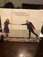 EDIE BRICKELL/STEVE MARTIN - SO FAMILIAR [SLIPCASE] * NEW CD