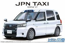 AOSHIMA Toyota NTP10 JPN Taxi `17 Super White II 1/24 Plastic model