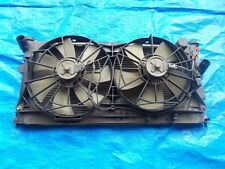Toyota Celica ZZt231 Z Radiator + twin fans in good condition