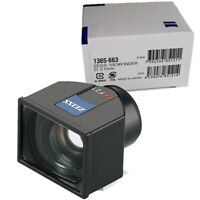 New  Carl ZEISS Viewfinder for 21mm ZM Lens on Zeiss Ikon Rangefinder Camera