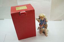 Fitz And Floyd Christmas Nativity Figurine Shepard Boy Shepherd Mib 19-211 Box