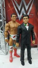 WWE MATTEL ELITE SERIES ALBERTO DEL RIO PATRON & RICARDO RODRIGUEZ WRESTLING 34