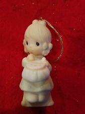 """Precious Moments - """"Mother Sew Dear"""" E-0514 Ornament with box"""