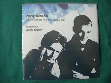 "TONY BANKS & ANDY TAYLOR""STILL IT TAKES ""(GENESIS)RARE 7"" UK FIRST PRESS 1992 NM"