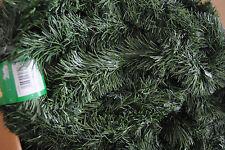 Tannengirlande 5 Meter Dekoration künstlich grün Weihnachtsgirlande Festzeltgirl