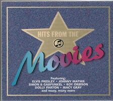 VARIOUS ARTISTS Hits from the Movies  3 CD BOX SET   NEW - NOT SEALED