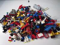 """LEGO - """"SUPERLOTE DE CASI 900 GRAMOS DE PIEZAS VARIADAS DE LEGO"""" - LUJO!"""