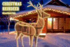 CHRISTMAS DEER REINDEER 3in1 Yard Art Deco Plans Pattern CNC ScrollSaw