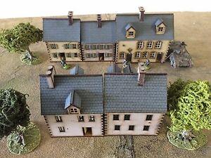 5 x 20mm European prepainted building kits A