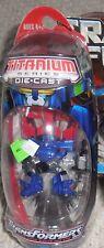 Transformers Titanium SMOKESCREEN Mosc New