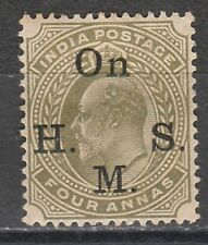INDIA 1902 ON H.M.S. KEVII 4A