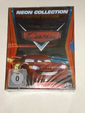 Cars Neon Collection LIMITED EDITION Cars 1+2 + Cars Toon Hooks unglaubliche G.