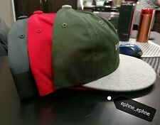 Brand New Authentic Diamond Supply Co Snapbacks (Choice of Green/Red/Black)