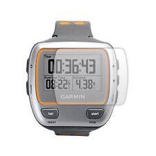 3 x Clear screen protector for Garmin ForeRunner 310XT GPS Smart Watch