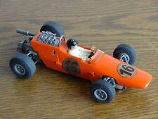 Stabo Car orange Nr. 16 Formular Auto Rennbahn