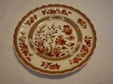 Spode Indian Tree Red Terracotta Dinner Plate several available