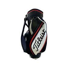 Titleist Midsize Staff Golf Cart Bag - Black