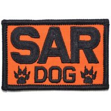 SAR (Search And Rescue) Dog - 2x3 Patch