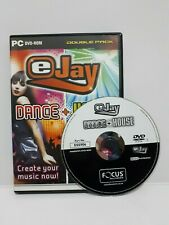 eJay Dance 5 and eJay House 1 Double (PC) Region Free VGC ~Same Day Dispatch NJ1