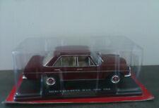 HACHETTE 1/24 * AUTO VINTAGE. MERCEDES-BENZ W115 200D 1968 * NEUF BLISTER
