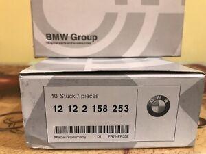 6pc OEM 12122158253 Bosch  Spark Plugs fr7npp332 BMW E60 E83 E85 E90 X5 platinum