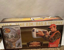 Hunting Controller With Hunting Game For Nintendo Wii