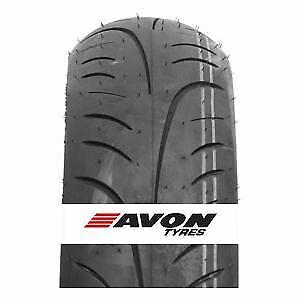 rear Tyre 100 80 17 inch  Avon AV83 street runner fits Honda CBR125 2004-2010