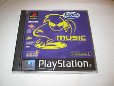 Music Playstation PS1 PAL Import Complete and Mint!