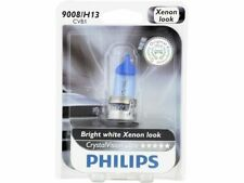 For 2007-2010 Jeep Compass Headlight Bulb High Beam and Low Beam Philips 65858DM