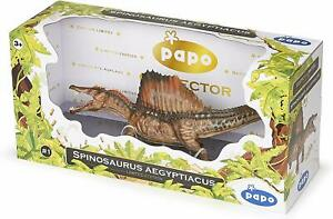 Papo 55077 Spinosaurus Aegyptiacus 40 cm Dinosaurier Limitierte Auflage