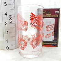 *G0249 Japan Anime Glass Banpresto Monster Hunter