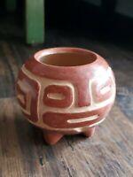 Hand crafted Ecuador replica Valdivia Vase