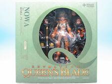 REVOLTECH Queen's Blade 010 Queen's Blade Nowa Action Figure Kaiyodo