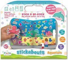 Fiesta Crafts Aquarium Stickabouts Activity Stickers