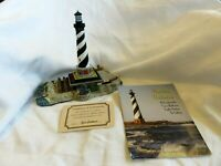 Hatteras on the Move North Carolina - Harbour Lights Lighthouse - 2000 FREE Ship