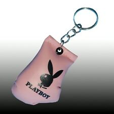 PLAYBOY  KEY CHAIN MINI BOXING GLOVES FOR YOUR KEYS