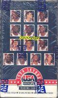 1994 SKYBOX USA BASKETBALL SEALED BOX! DREAM TEAM 2-SHAQ/KEMP/MILLER/ZO/WILKINS