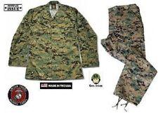 US Marines USMC MARPAT Woodland Digital Army Tarnanzug Hose Jacke Uniform MS