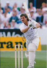 Ian BEEFY BOTHAM SIGNED Autograph 12x8 Photo AFTAL COA England ASHES Cricket
