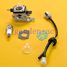Carburetor Repower Kit for Echo Mantis Tiller TC-210 TC-210i TC-2100 HC-1500