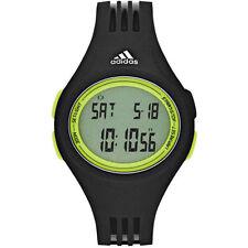 adidas Men's Stainless Steel Case Digital Wristwatches