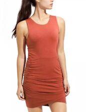 NWOT! ATHLETA Seeker Tank Dress Orange Sz Medium M #215070