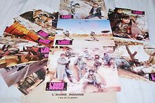 L' AUBE ROUGE  ! p swayze  jeu 12 photos cinema lobby cards fantastique